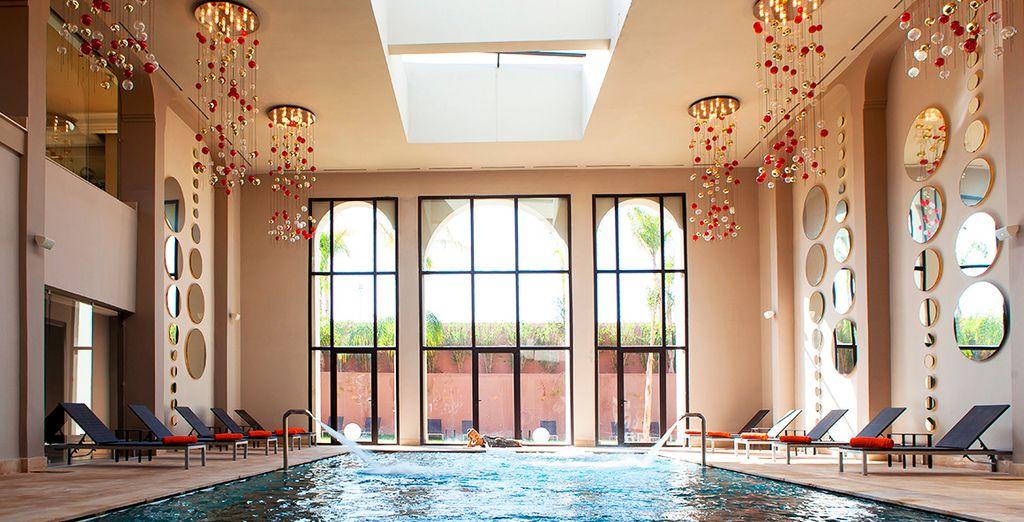 A spa paradise in Marrakech - Kenzi Club Agdal Medina 5* Marrakech