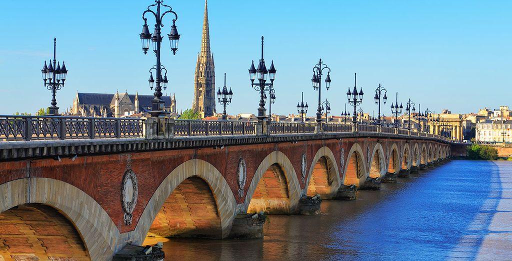 In beautiful Bordeaux - InterContinental Bordeaux - Le Grand Hotel 5* Bordeaux