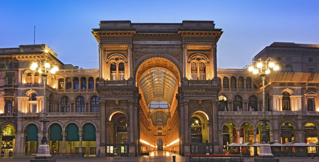 Fancy a getaway combining art and culture? - UNA Hotel Mediterraneo 4* Milan