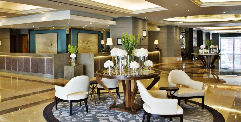 The 5* Corinthia Hotel Lisbon