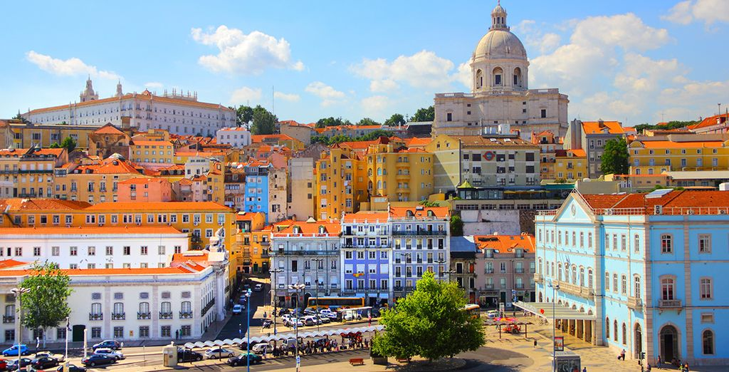 In the charming Portuguese capital