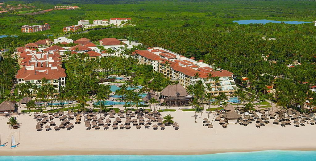 In a stunning beachfront location - Now Larimar Punta Cana 5* Punta Cana