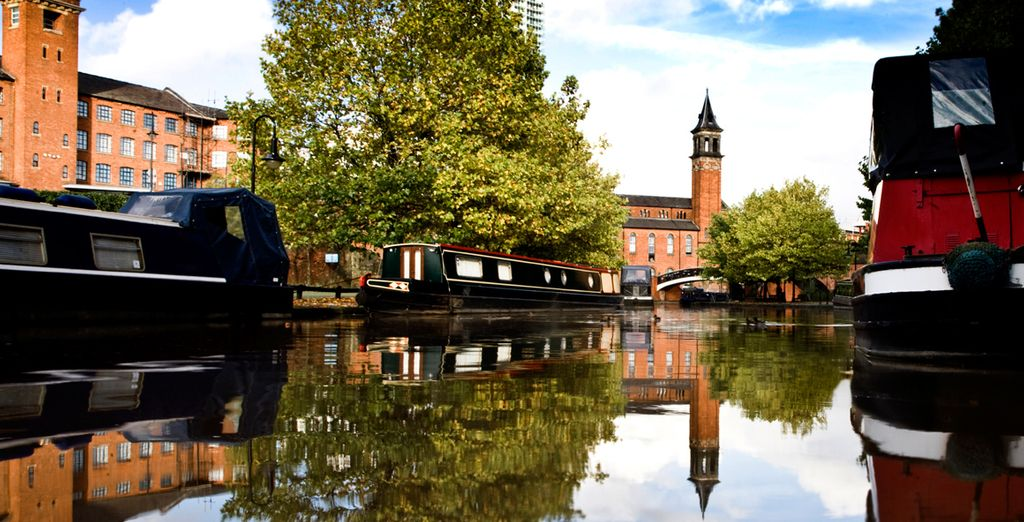 Manchester's charm lures visitors each year