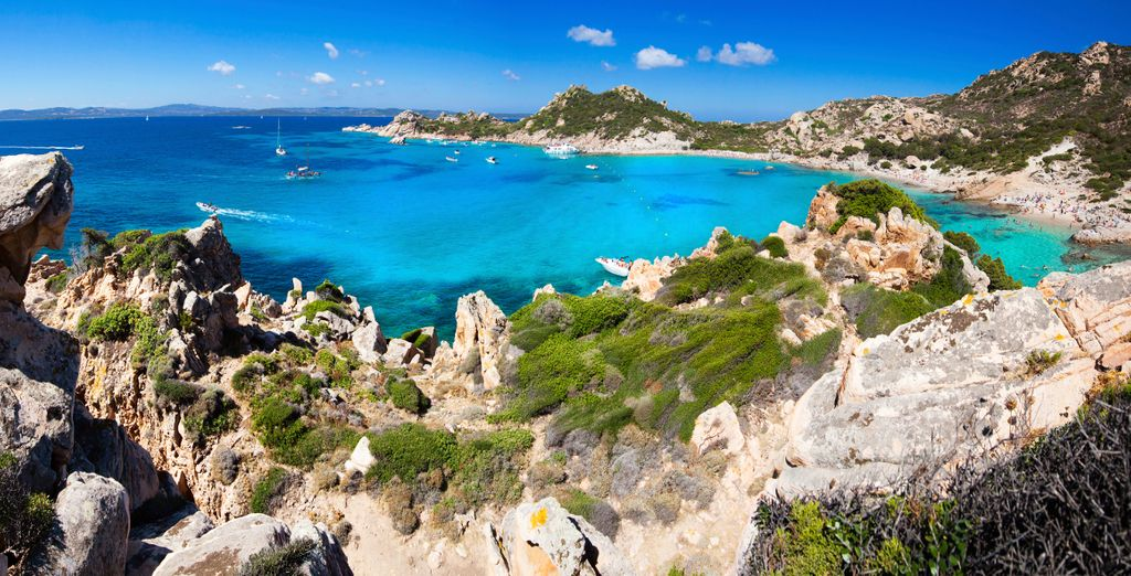 Experience the magic of Sardinia - San Teodoro Hotel 4* San Teodoro