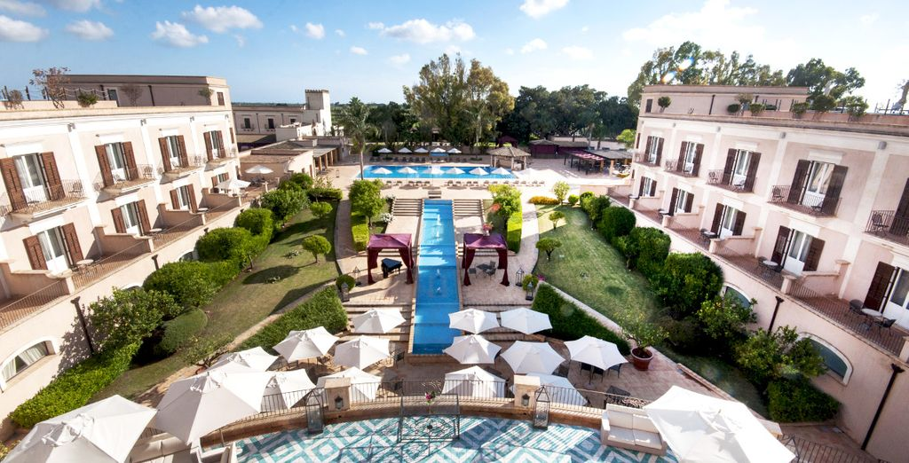 Discover authentic Sicily, from this 5* gem - Giardino di Costanza 5* Palermo