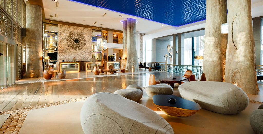A place where style and luxury abound...