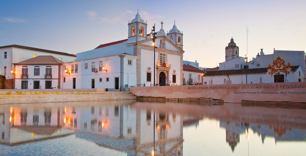 Don't miss the famous Santa Maria Church