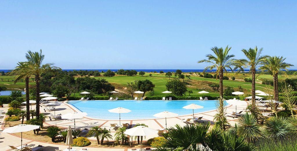 Rustic Sicilian countryside... - Donnafugata Golf Resort & Spa 5* Ragusa