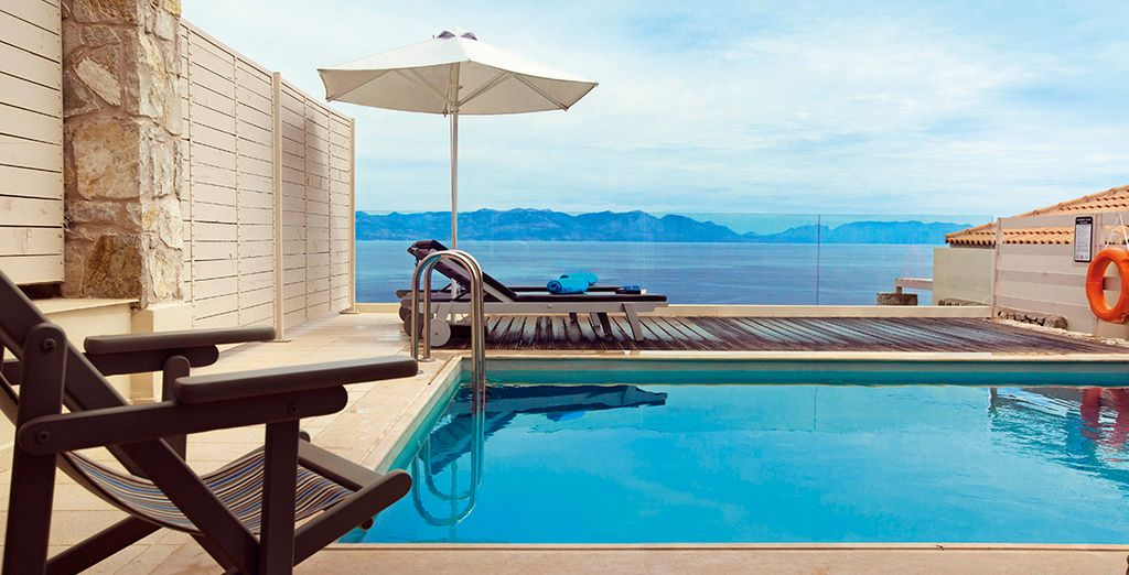 Or a Camvillia Suite with your own private pool