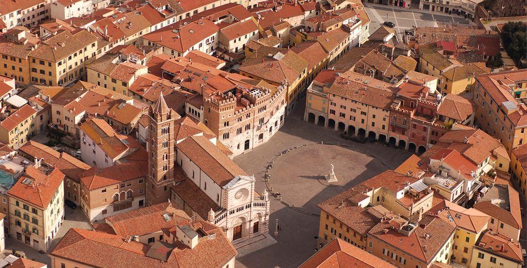Explore this paradigm of Italian life in the nearby Grosseto