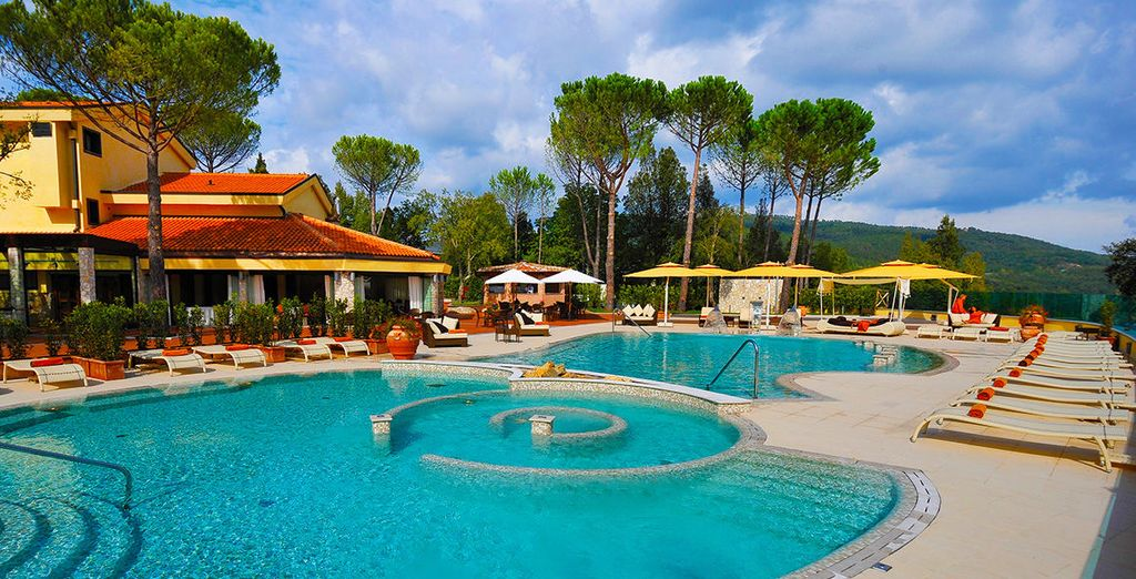 Welcome to the 5-star Petriolo Spa Resort