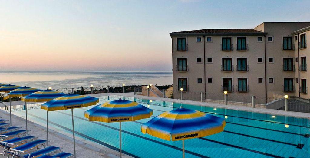 Welcome to the wonderful Sardinia - Hotel Brancamaria 4* Dorgali