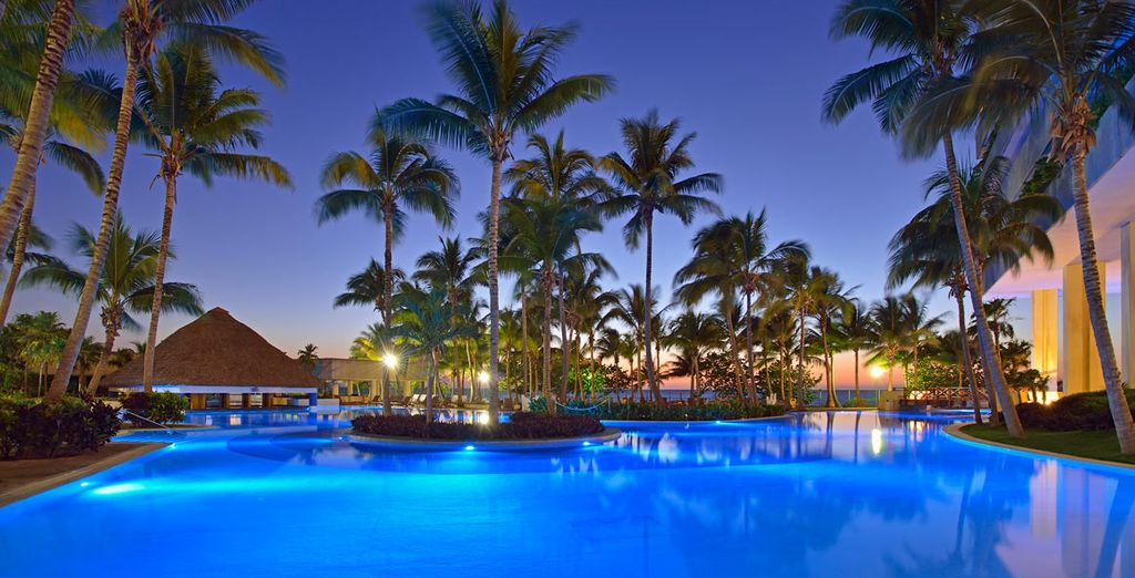 You will stay at the 5* Melia Habana for 3 nights
