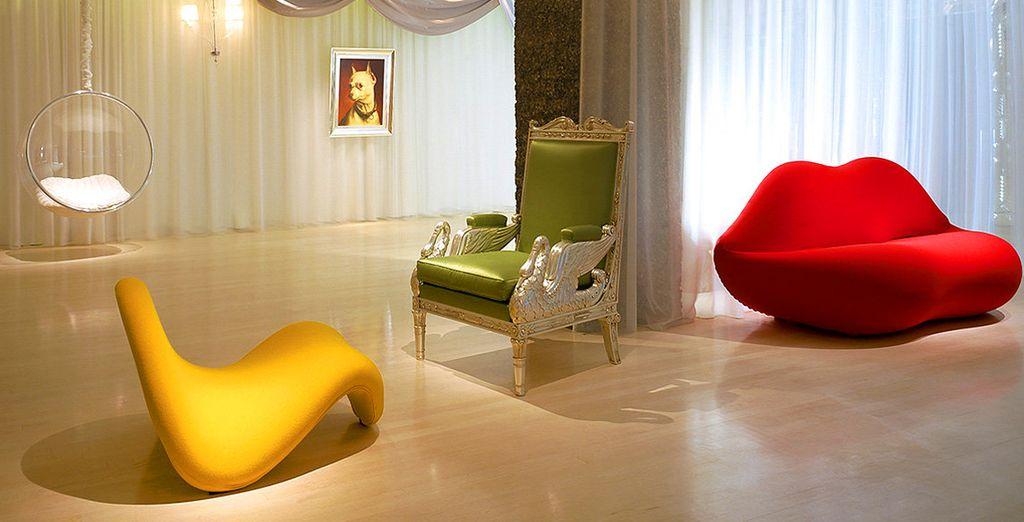 Discover Phillipe Starck design