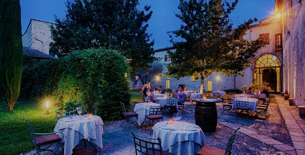 A unique stay in the heart of Chianti, Tuscany