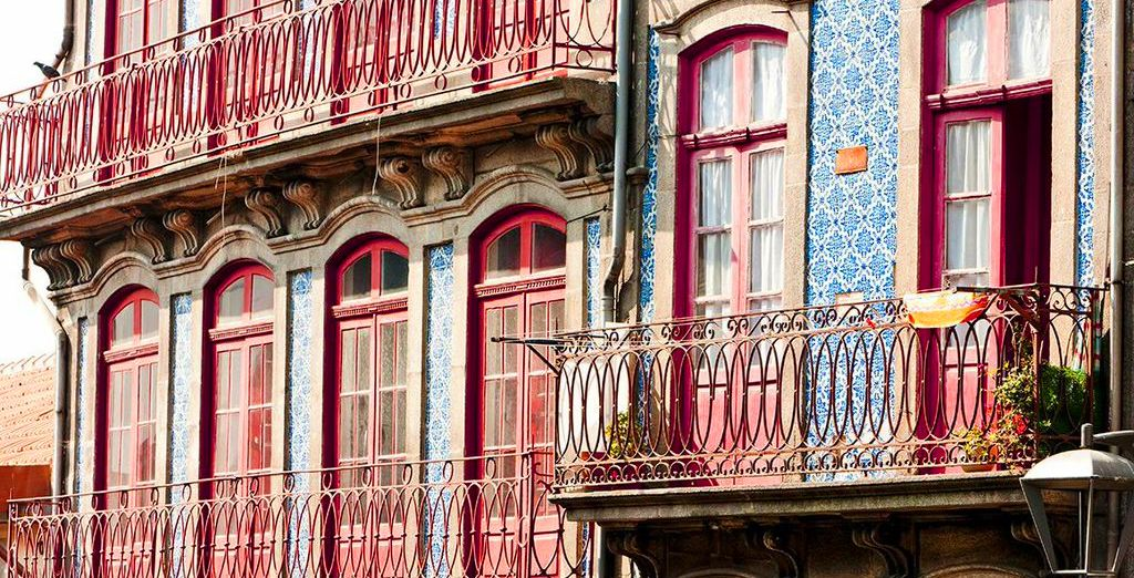 Then head out to explore the pretty colonial architecture of the city
