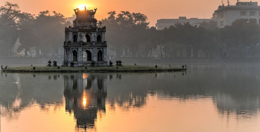 Revel in age-old legends at Hoan Kiem Lake
