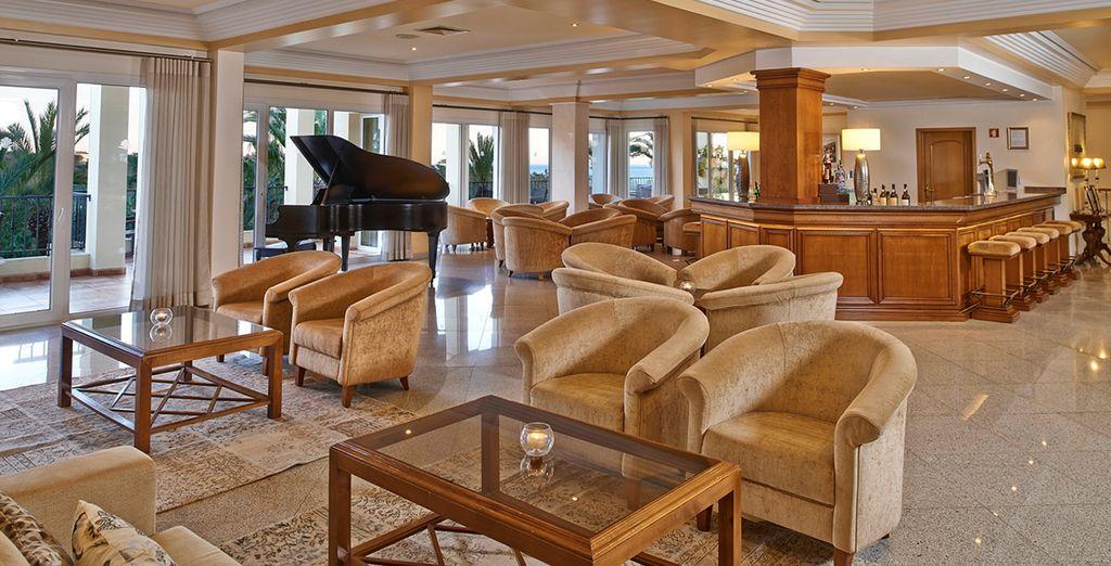 A magnificent 5* hotel