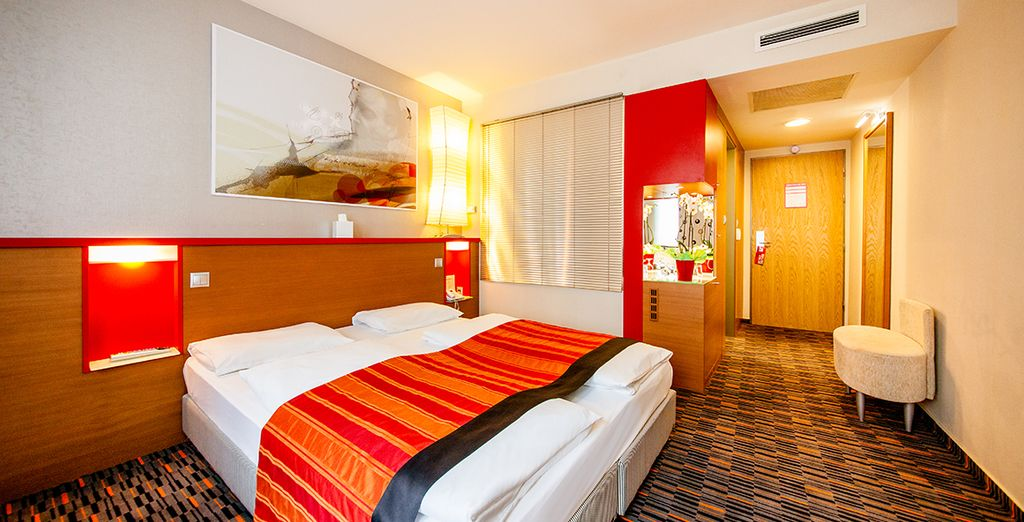 You will be accommodated in 4* hotels throughout, so you can be assured of a restful night after the day's adventures
