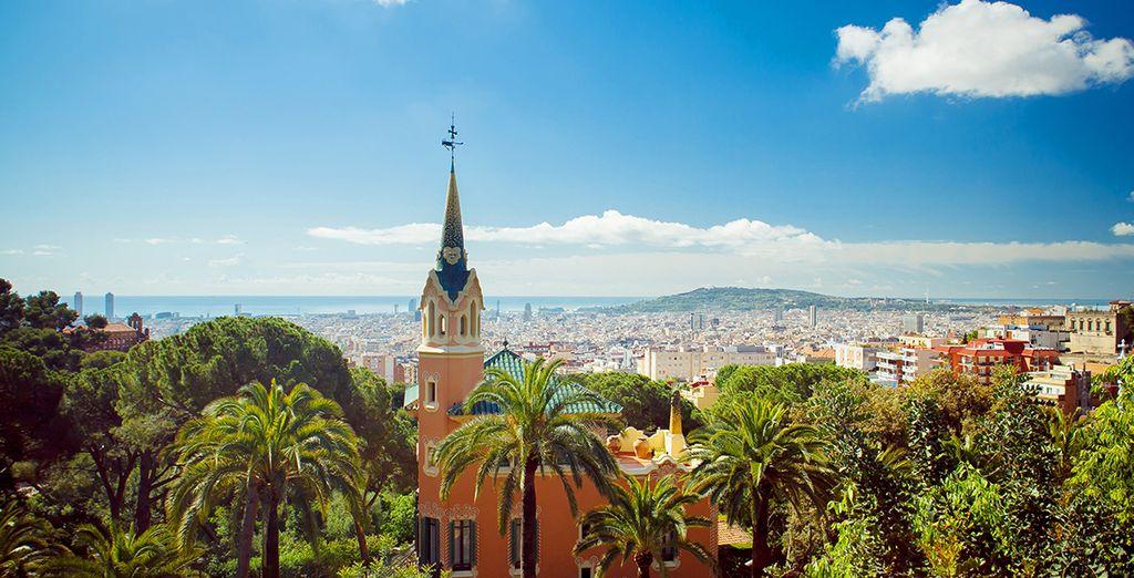 Visit Barcelona!