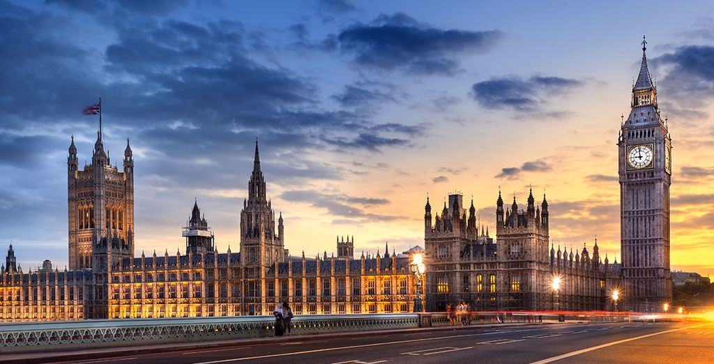 Where it is easy to access all of the capital's famous attractions