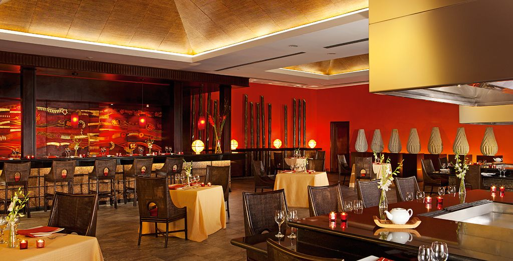 Sample exotic flavours in the convenience of your own hotel