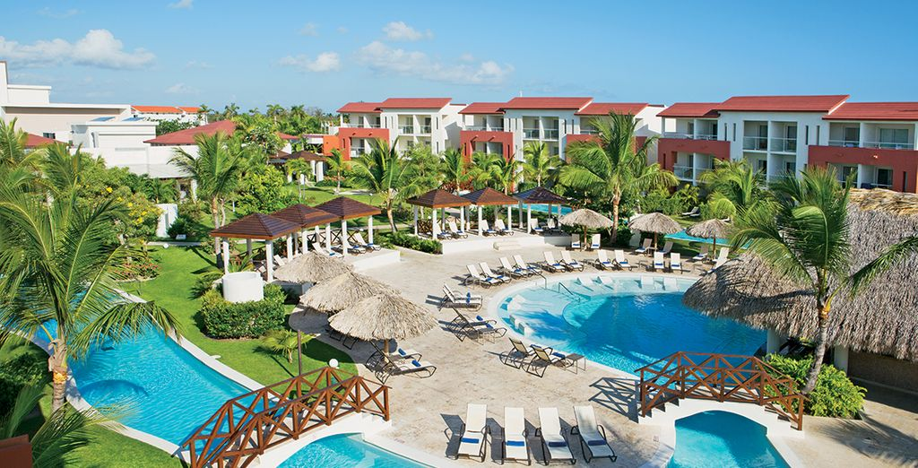 Welcome to an All Inclusive paradise