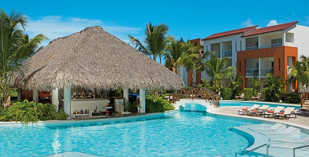 Welcome to the Now Garden Punta Cana 4*