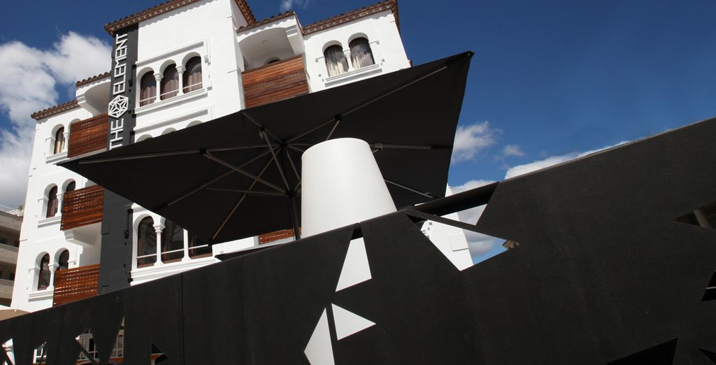 A stylish design hotel