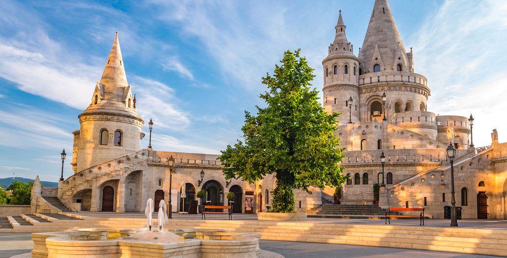 Welcome to Budapest - Corinthia Hotel Budapest 5* Budapest
