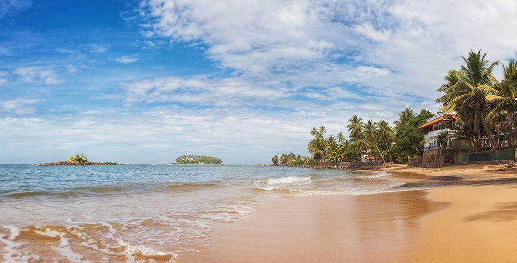 In Beruwala on Sri Lanka's West Coast