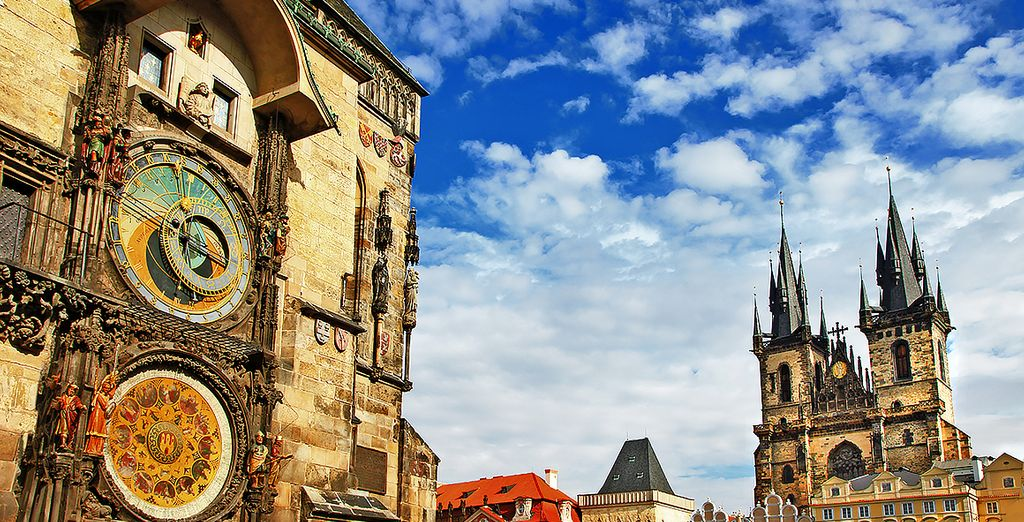 Relish the history of medieval Prague