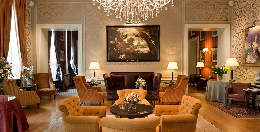 Where opulent and elegant interiors await you