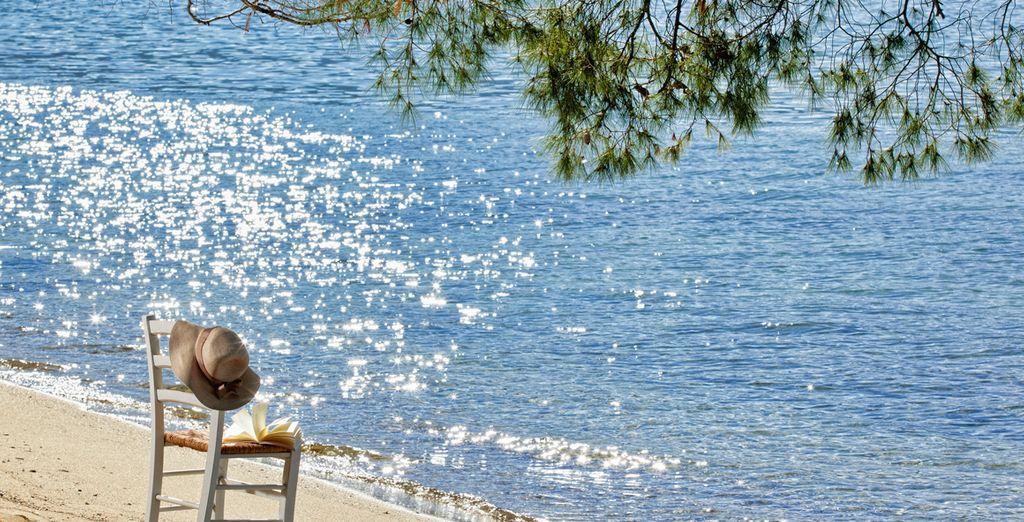 Ease yourself into island life...