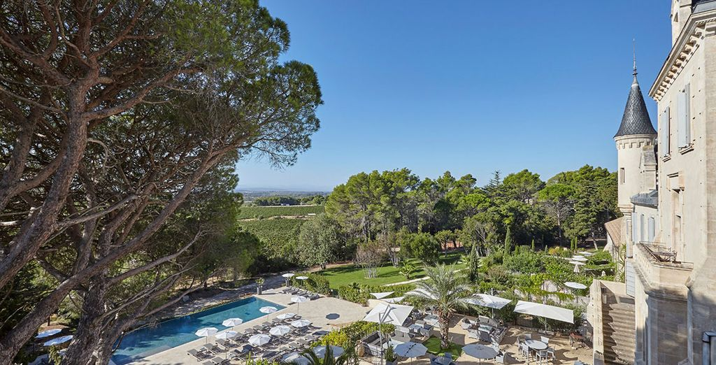 Promising a fantastic holiday in the South of France!
