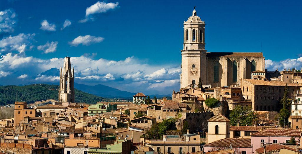 Visit the charming city of Girona