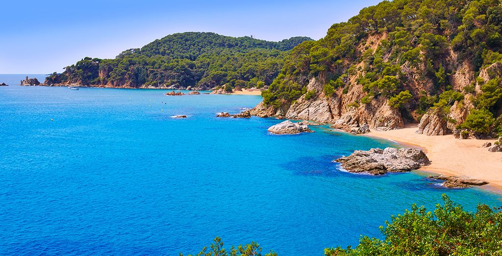 Ideally located for exploring Costa Brava