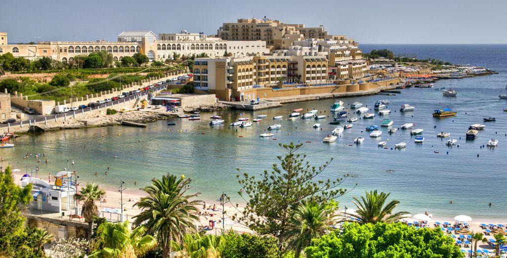 A 5* gem in sunny Malta
