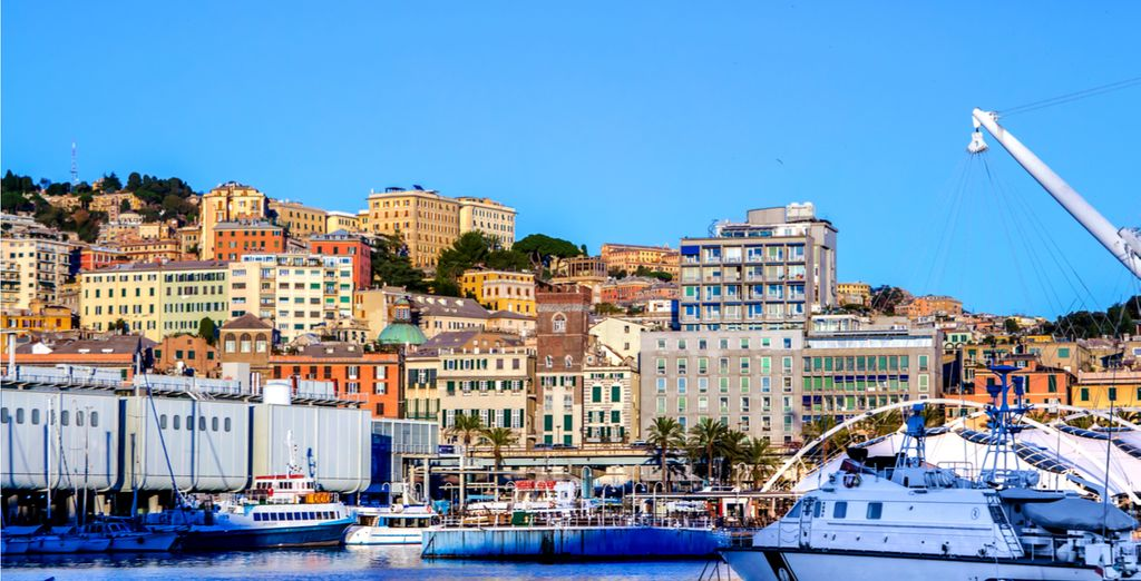 Genoa is a fantastic day out