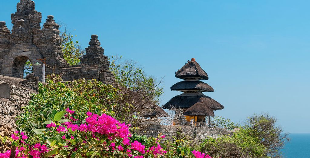 Bali holidays temple