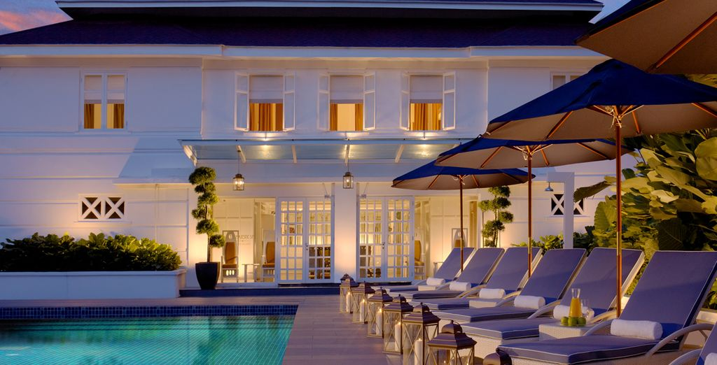 The Majestic Kuala Lumpur & Pangkor Laut Resort 5* - luxury hotel in Kuala Lumpur