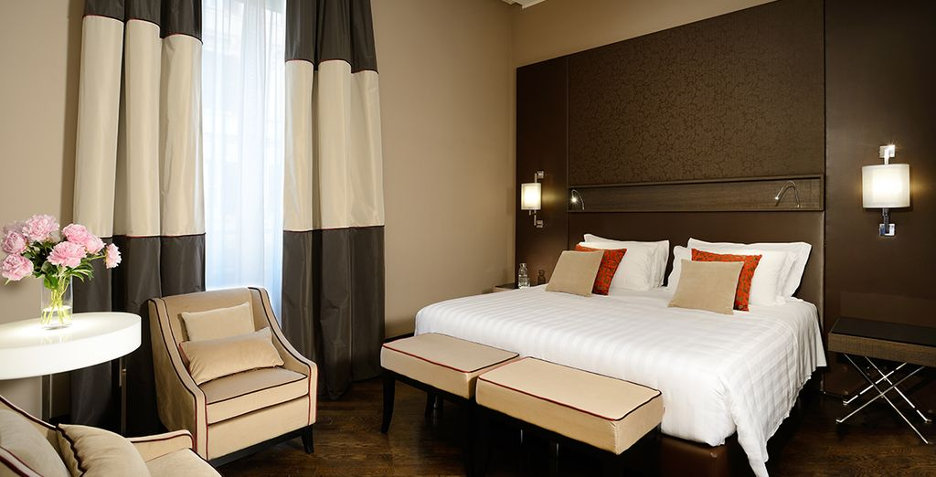 Rome Times Hotel 4* - last minute deals