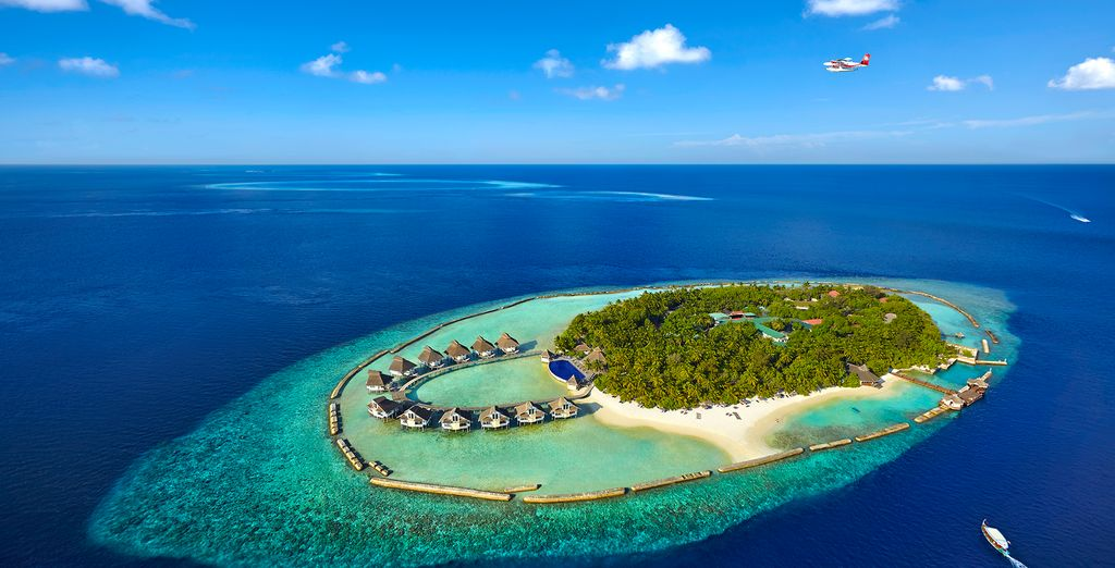 After Sri Lanka, we'll whisk you away to The Maldives...
