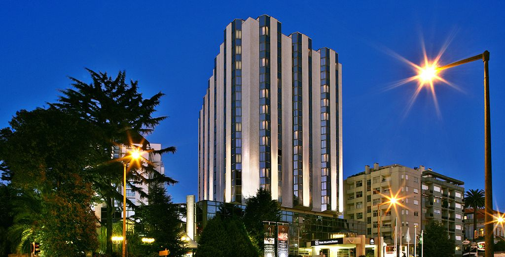 Welcome to the 5* Crowne Plaza