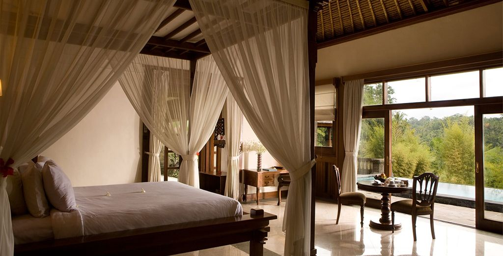 Your journey begins at the 5* Payogan Resort, where our members can enjoy a One Bedroom Villa