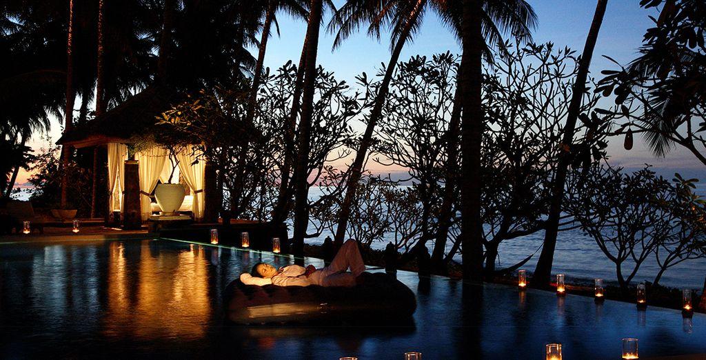 The beauty of Bali awaits...
