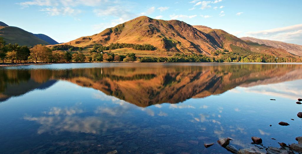 While away your time by the idyllic Lake Windermere