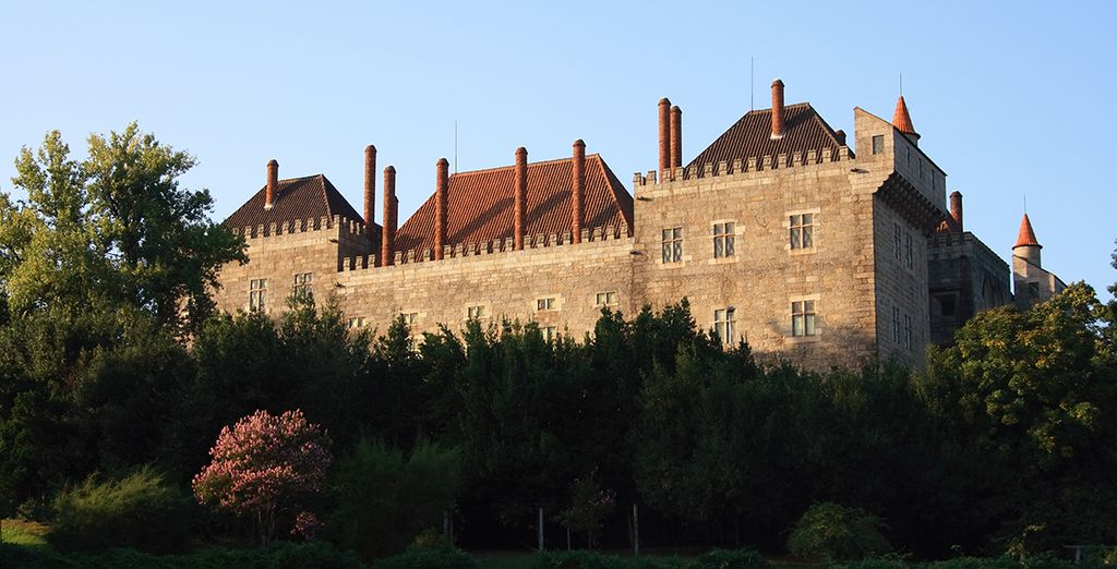 Including its UNESCO World Heritage Site  - Palace of the Dukes of Braganca