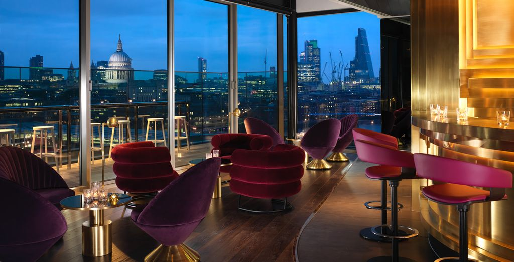 Mondrian London at Sea Containers 5* - best hotel in London