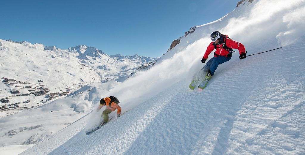 Discover stunning Ski Retreat